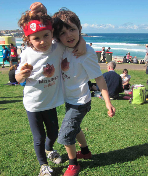 LOA runners in the 2015 City to Surf