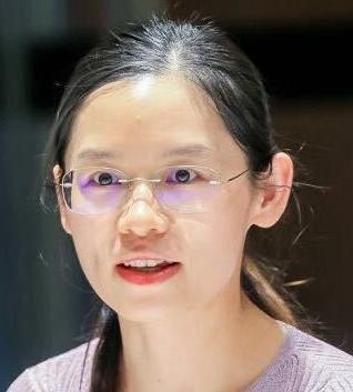 Portait Heidi Wu